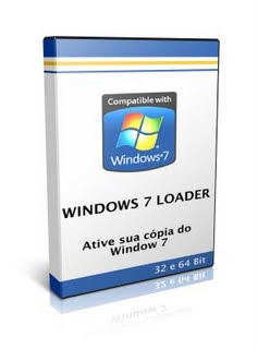 Windows Loader v2.0.6 - Ativador Windows 7 SP1 - Todas as Versões - x64 e x86