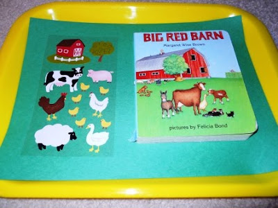 Farm Theme Activities