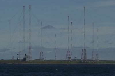 Manufactured landscapes: Cutler's VLF transmitters