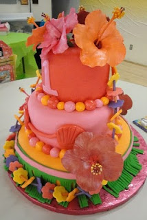 Quot In The Mix Quot Cakes By Rosalie Luau Birthday Cake For A 1