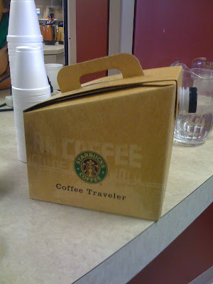 Coffee To Go Box