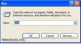 Open CMD from a specific folder in Windows Explorer