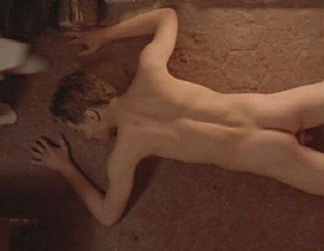 leonardo dicaprio nude