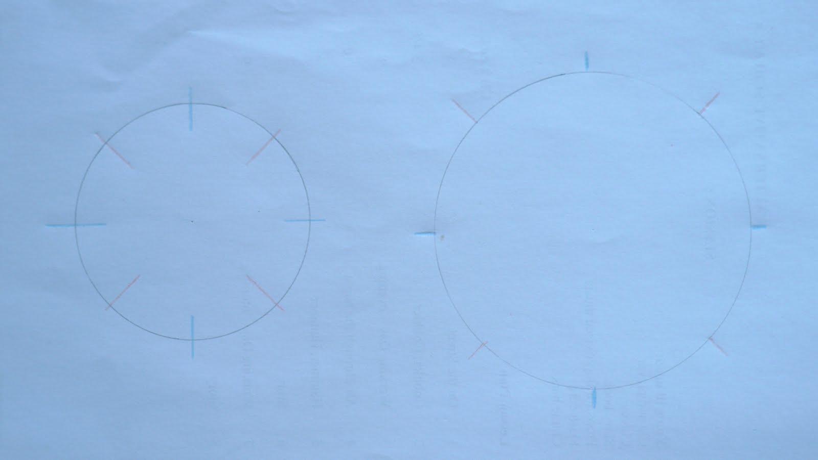Verykerryberry Pieced Circles Tutorial