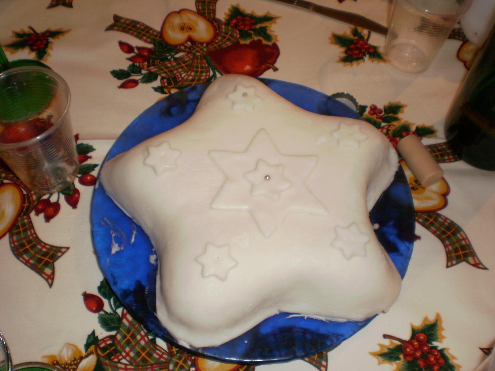Torta A Forma Di Stella Di Natale.Torta A Forma Di Stella Per Natale Frismarketingadvies