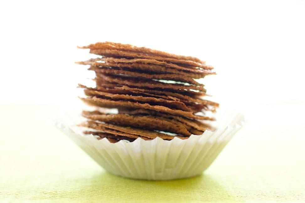 Waffle Wafer Cookies Chocolate Wafer Recipe