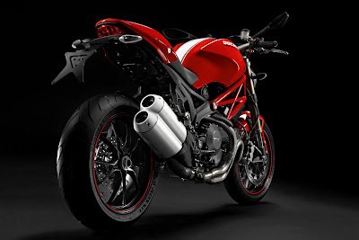 DUCATI MONSTER 1100 EVO, 2011