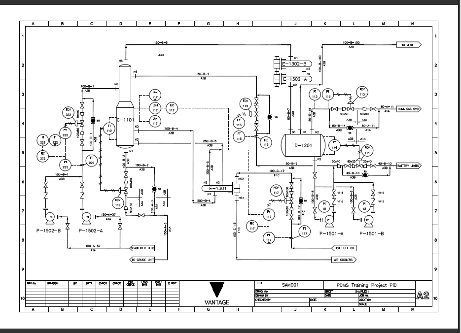 vacuum pump schematic symbol