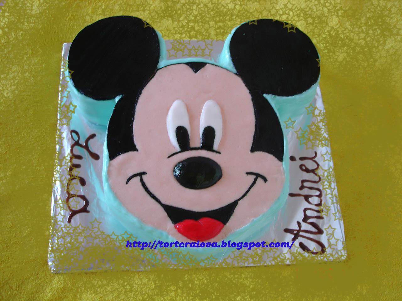 Brauche Mal Hilfe Fur Eine Micky Maus Torte Motivtorten Forum