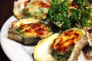 Lindaraxa: Antoine's Best Kept Secret   Oysters Rockefeller
