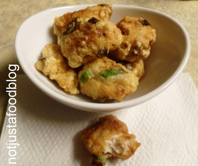 Chicken Manchurian / Indo - Chinese dish |Chinese Corn Nuggets