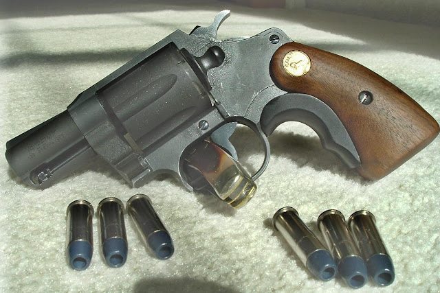 The Next Chapter: Colt Agent .38 Special