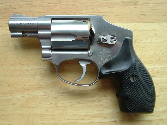 The Next Chapter: Smith & Wesson Model 940 9mm Revolver