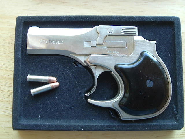 Is there a good derringer on the market? - The Firing Line
