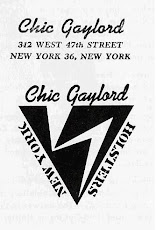 Holster Maker Chic Gaylord, 8/21/1914 - 6/8/1992