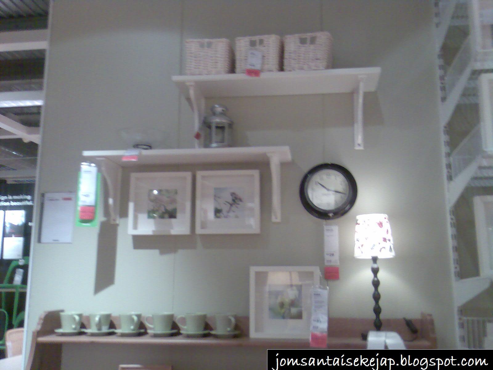 Jomsantaiseke Hias Rumah Gabungan Ikea Romantika