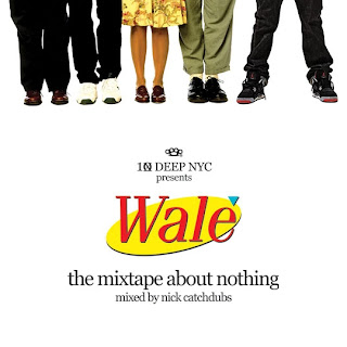 Wale - A Mixtape About Nothing