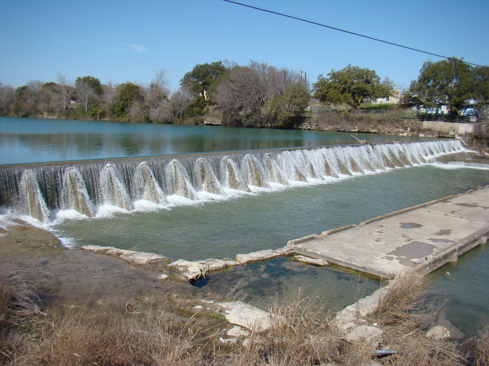 Travel with Us: Part 14 Winter Trip - Blanco State Park