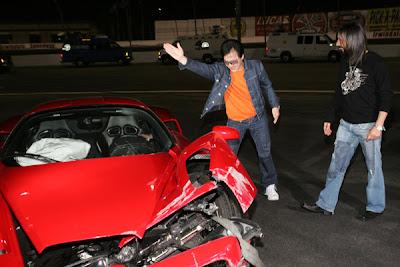 Car Crash Dollar Tree Johnstown Pa