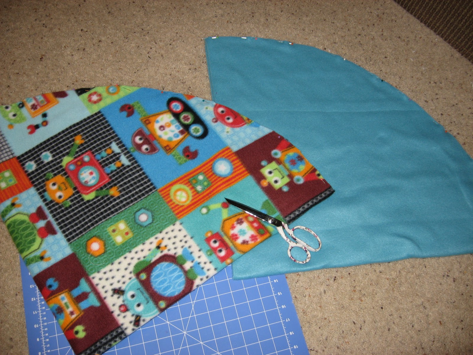 Fleece Car Seat Cover Pattern Cover