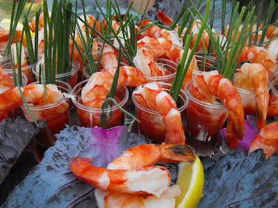Check It Out Cocktail Shrimp Shooters