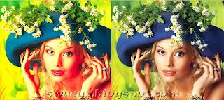 Колоризация фотографий в Фотошопе