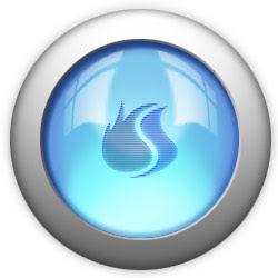 Фотошоп Глянцевая Кнопка для сайта