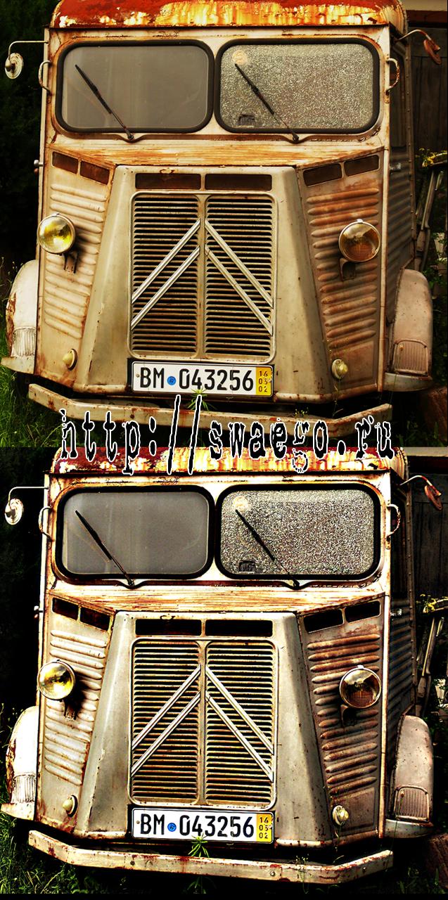 Контрастная коррекция фотографии в Photoshop CS5