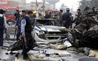 Πολύνεκρη βομβιστική επίθεση στο Ιράκ