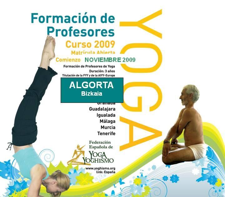 Centro de Yoga Anahata  Curso de profesores de yoga 67f1177c5bb1