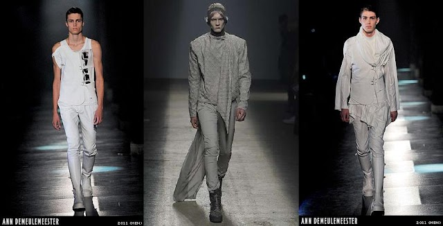 MEN'S HIGH FASHION - HAUTE COUTURE