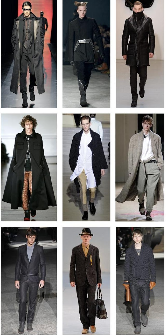 PARIS DAY 2 FW12 MENSWEAR