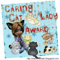 Caring Cat Lady Award