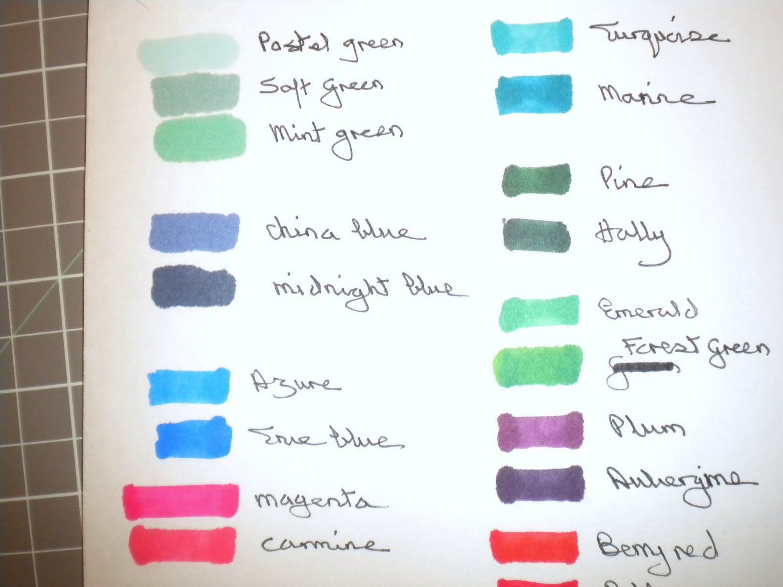 Look How Royal Blue Below Would Also Tone In With True Indigo Go Well The Midnight Group There Are No Rules