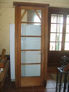 Corralon Del Tiempo Puerta Interior Cod023