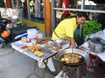 Nathon Market