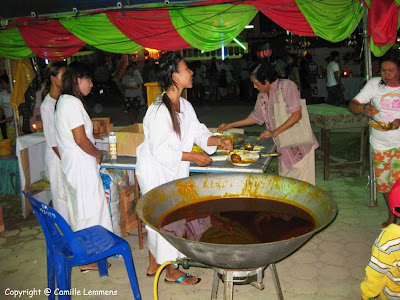 Asanha Bucha Day 2009 on Koh Samui