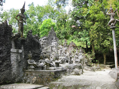 Magic Garden, Lamai