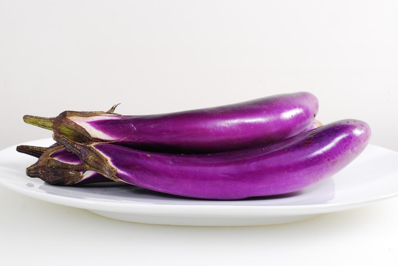 Eggplant Asian 24