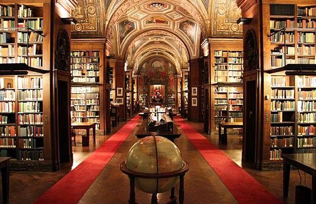 Amazing Wonders Incredible Libraries Around The World