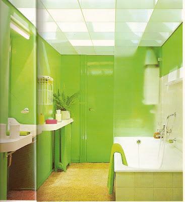 Grünes Badezimmer Verschönern – Wohn-design