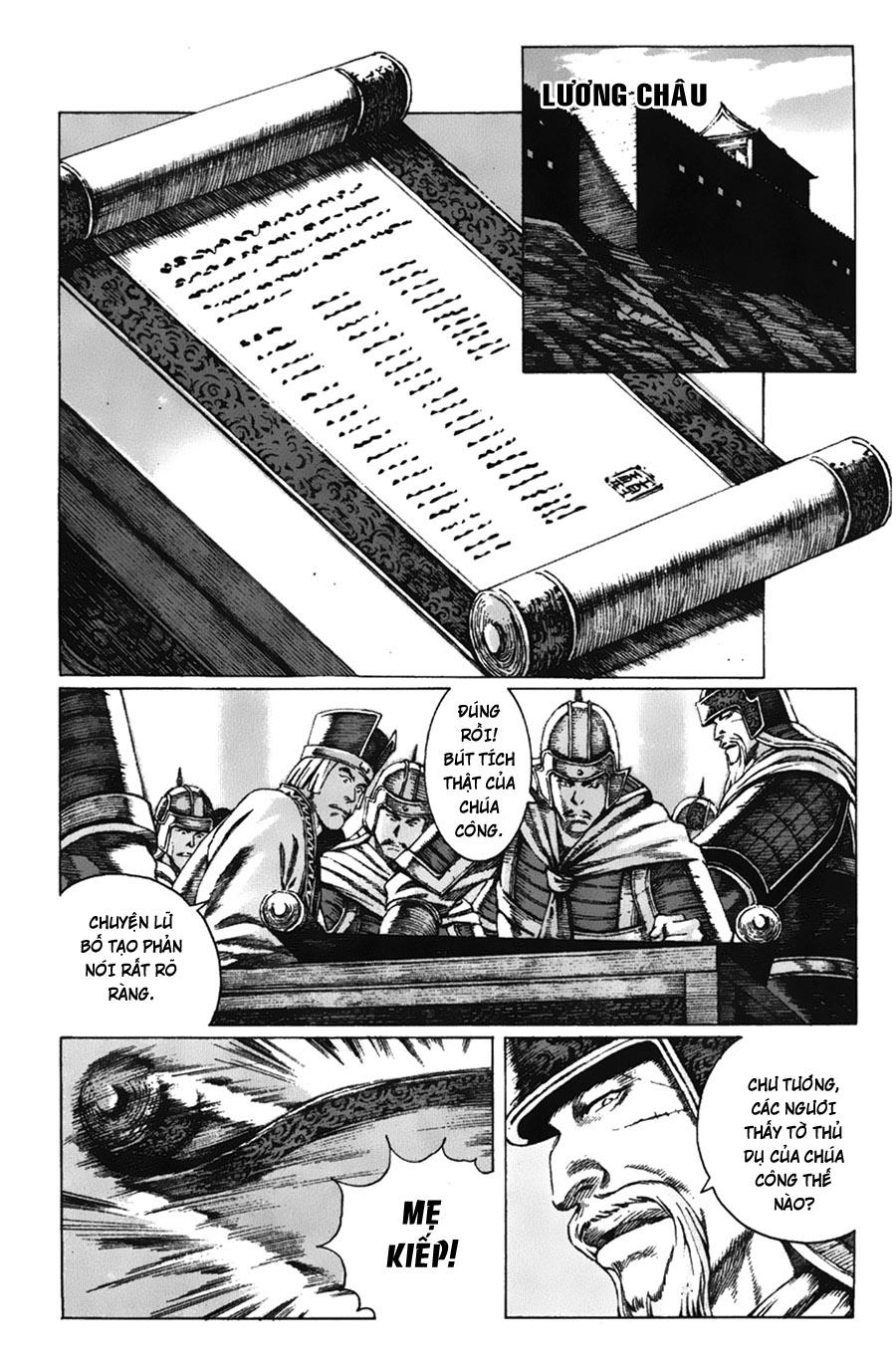 Hỏa Phụng Liêu Nguyên tập 83 - 9