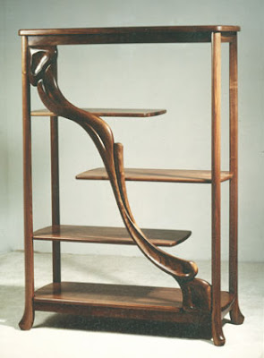 Modern art nouveau furniture Modern Day Friday June 5 2009 Art Nouveau Style Art Nouveau Style Contemporary Art Nouveau Style Furniture