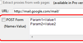 Opt-In Software: Web Proxy Checker 1 5 15 released