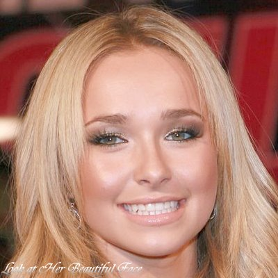 Look At Her Beautiful Face Look At Hayden Panettiere