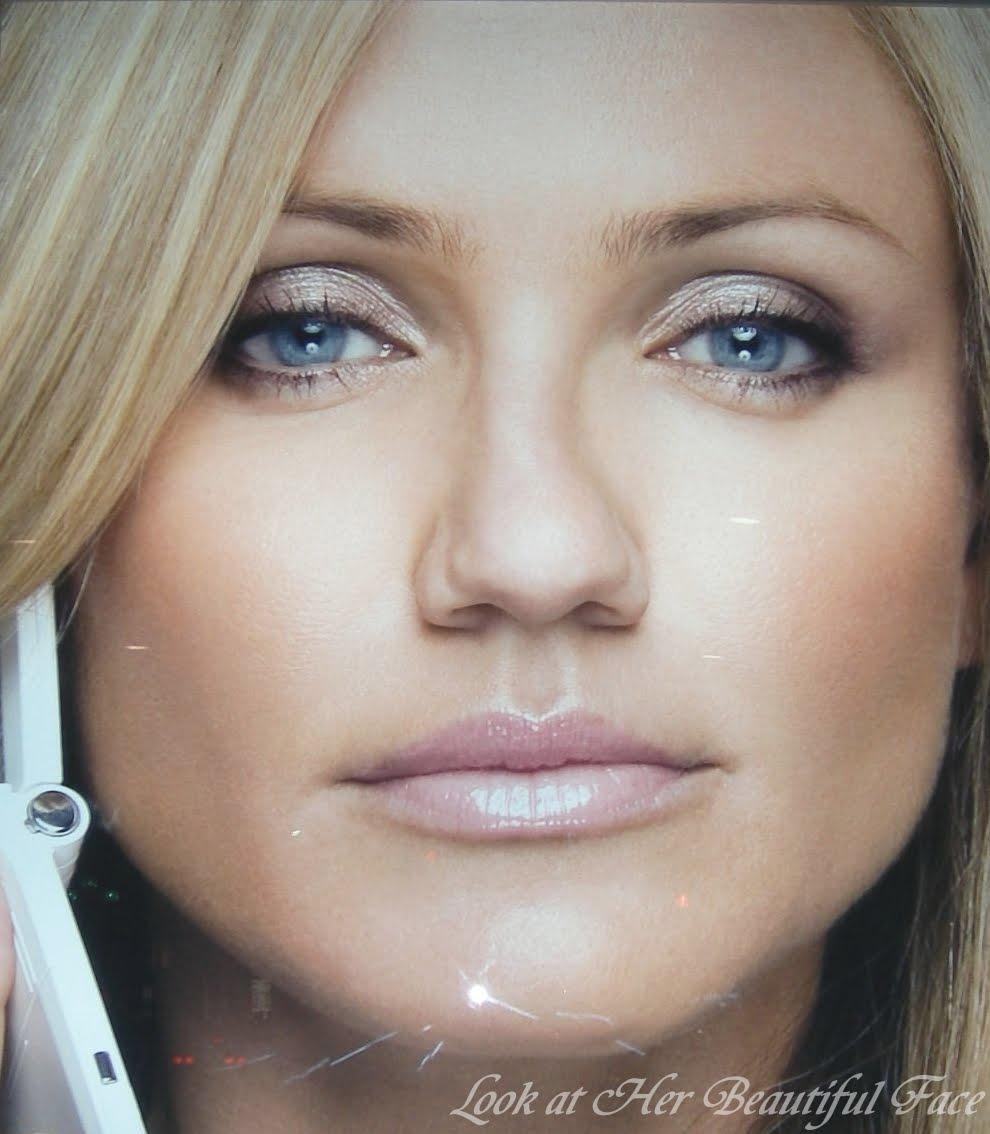 Look At Her Beautiful Face: Cameron Diaz's Hooked Nasal Bone