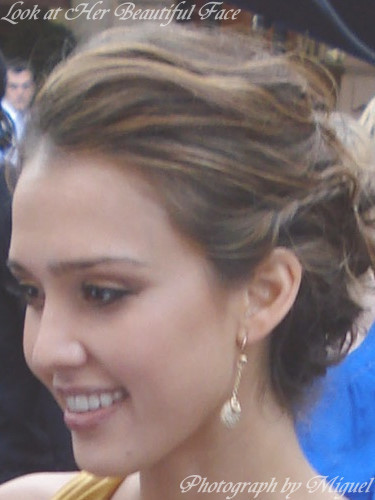 Look At Her Beautiful Face: Look Back At Jessica Alba ...