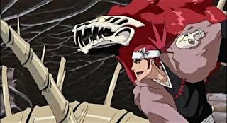 Anime World Abarai Renji Zanpakuto Zabimaru Sword Replica