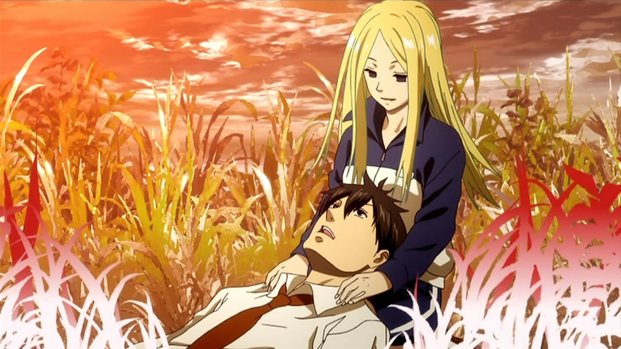 arakawa under the bridge x ending a relationship