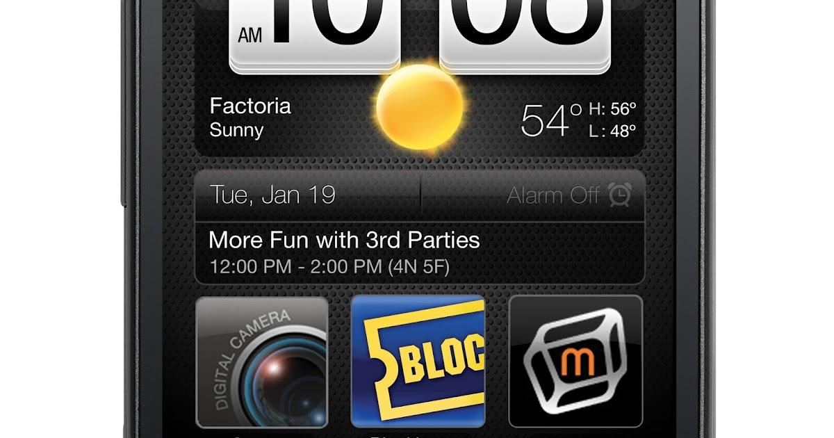 SMARTPHONE HTC HD2